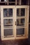 Pfostenstockfenster